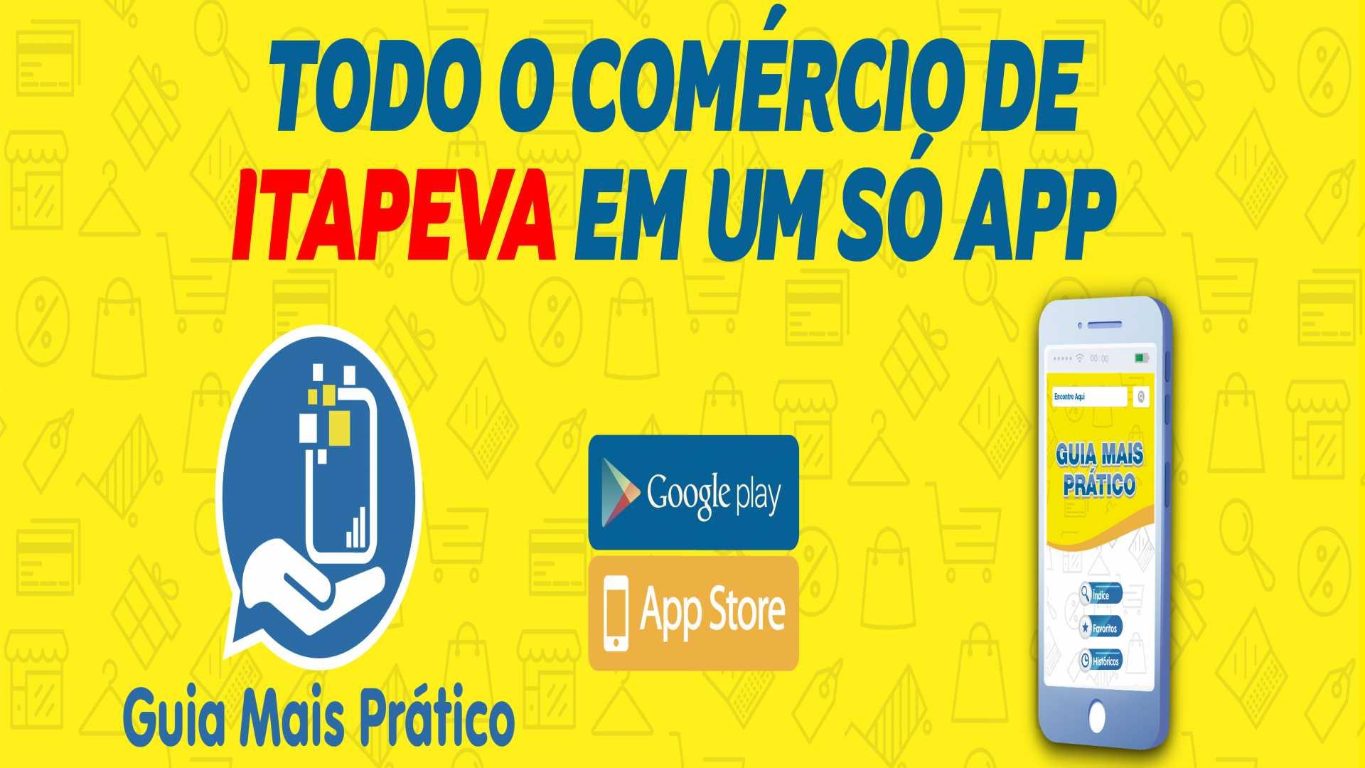 Banner Todo comércio de Itapeva em um só App - Guia Mais Prático