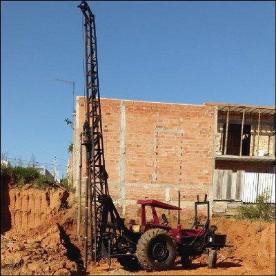 BF Construtora e Estruturas Metálicas