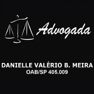 Advogada Danielle Valério B. Meira