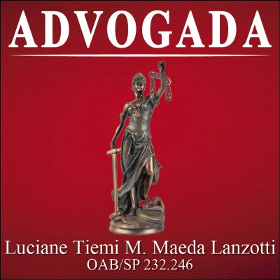 Advogada Luciane Tiemi M. Maeda Lanzotti