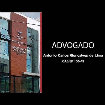 Advogado Antonio Carlos Gonçalves de Lima