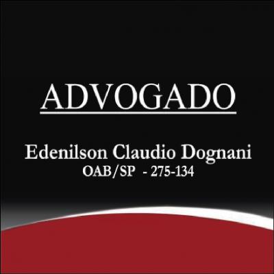 Advogado Edenilson Dognani