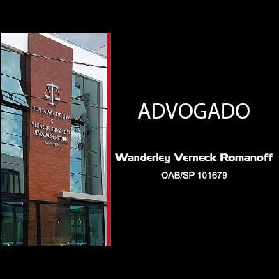 Advogado Wanderley Verneck Romanoff