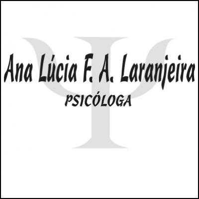 Ana Lúcia F. A. Laranjeira Psicóloga