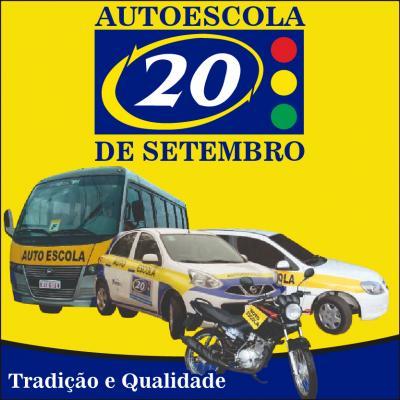 AutoEscola 20 de Setembro