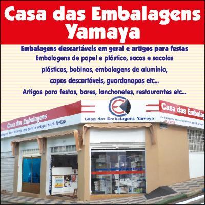 Casa das Embalagens Yamaya