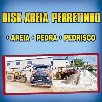 Disk Areia Perretinho