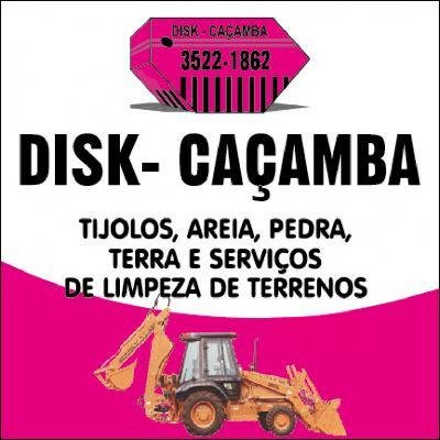 Disk Caçamba