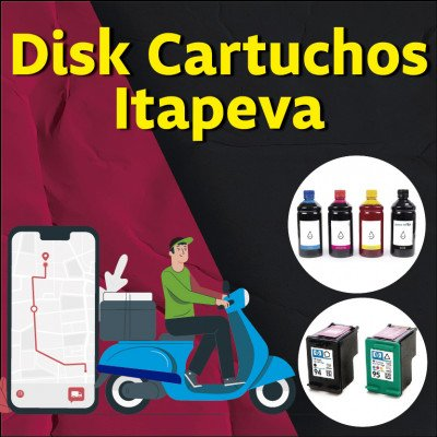 Disk Cartuchos Itapeva