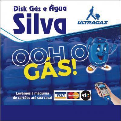 Disk Gás e Água Silva