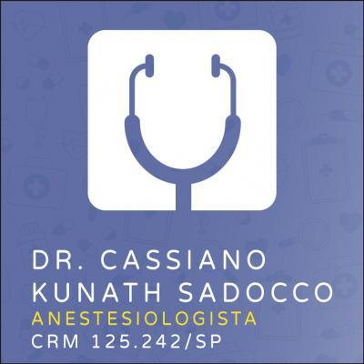Dr. Cassiano Kunath Sadocco
