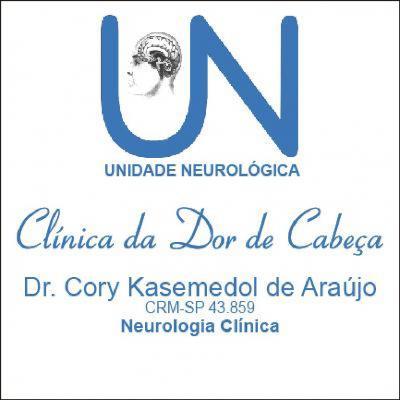 Dr. Cory Kasemodel de Araújo