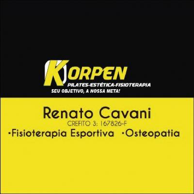 Dr. Renato Cavani Fisioterapeuta