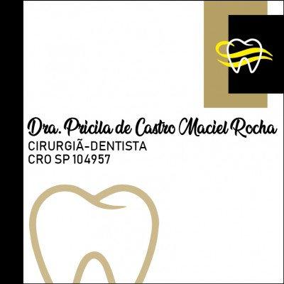 Dra. Pricila de Castro Maciel Rocha