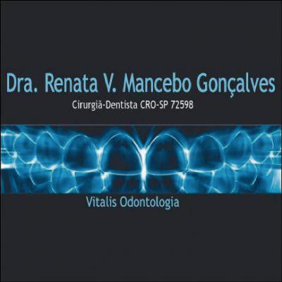 Dra. Renata V. Mancebo Gonçalves