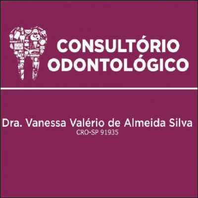 Dra. vanessa Valério de Almeida Silva