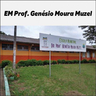 EM Prof. Genesio Moura Muzel