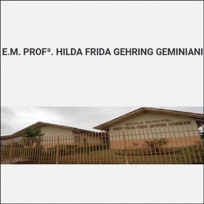EM Profa. Hilda Frida Ghering Geminiani