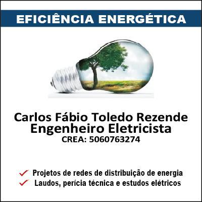 Carlos Fábio Toledo Rezende - Eficiência Energética