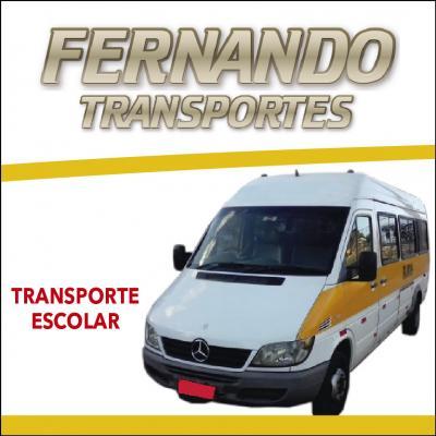 Fernando Transporte Escolar