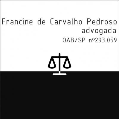 Francine de Carvalho Pedroso