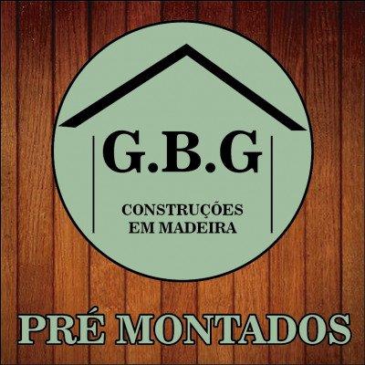 G.B.G Casas Pré Montadas de Madeira