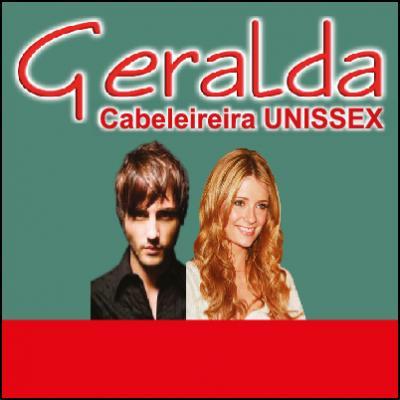 Geralda Cabeleireira Unissex