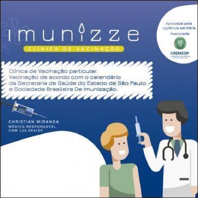 Imunizze Clínica de Vacinação