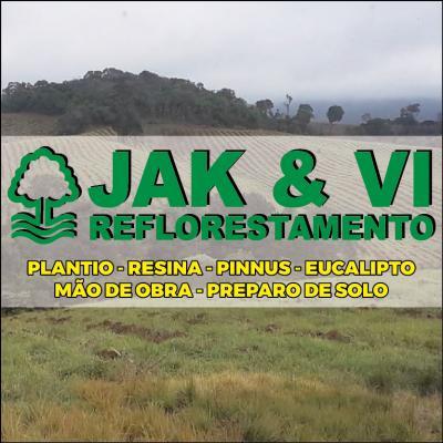 Jak & Vi Reflorestamento