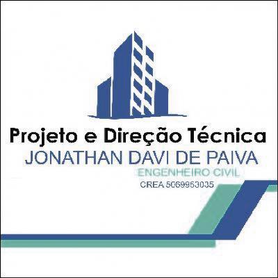 Jonathan Davi de Paiva Engenheiro Civil
