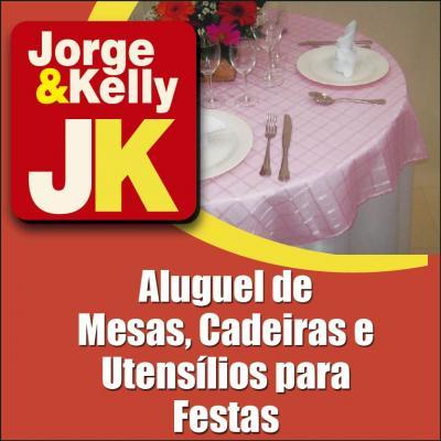 Jorge & Kelly Aluguel de Mesas e Cadeiras