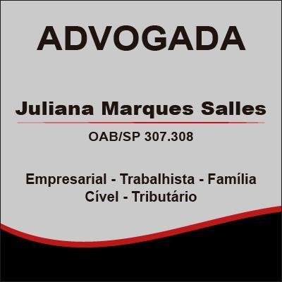 Juliana Marques Salles Advogada