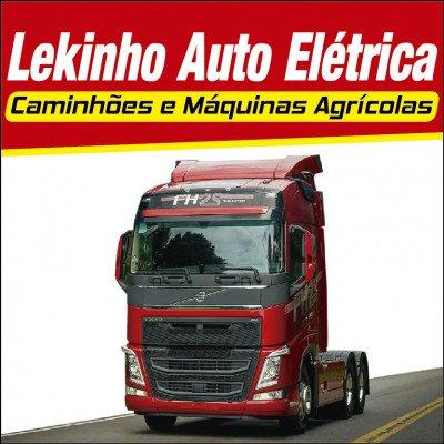 Lekinho Auto Elétrica de Caminhões e Máquinas Agrícolas