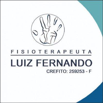 Luiz Fernando Fisioterapeuta
