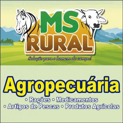 MS Rural Agropecuária