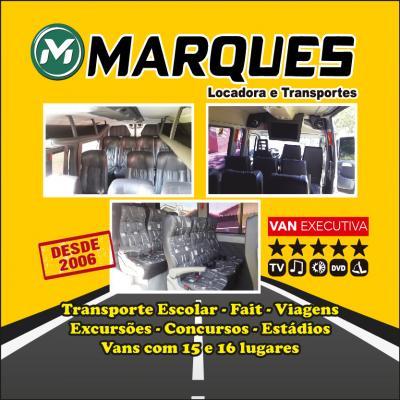 Marques Locadora e Transportes