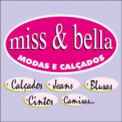 Miss e Bella Moda e Calçados