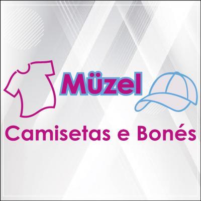 Muzel Camisetas e Bonés