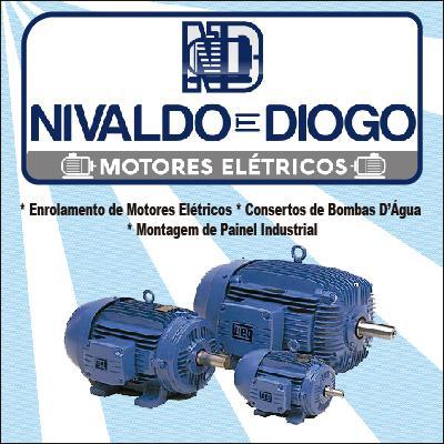 Nivaldo e Diogo Motores Elétricos