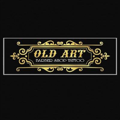 Old Art Barber Shop Tattoo