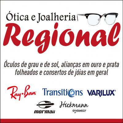 Ótica e Joalheria Regional
