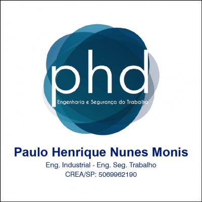 PHD Engenharia e Segurança do Trabalho