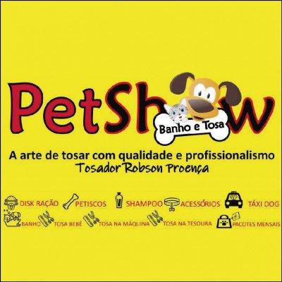 Pet Show Banho e Tosa