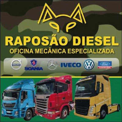 Raposão Diesel