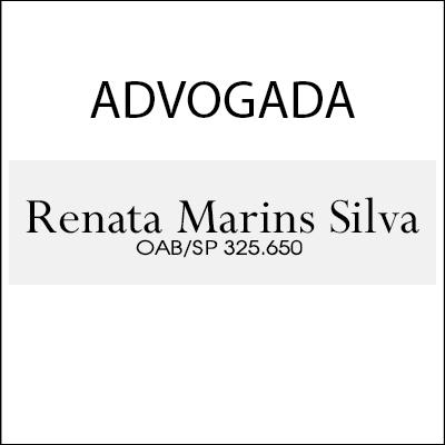 Renata Marins Silva Advogada