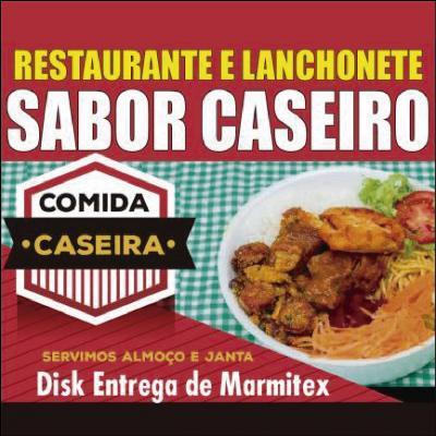 Restaurante e Lanchonete Sabor Caseiro