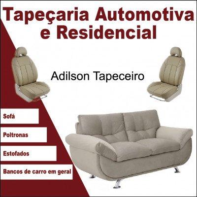 Tapeçaria Automotiva e Residencial Adilson Tapeçeiro