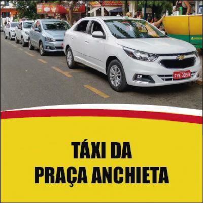 Táxi da Praça Anchieta