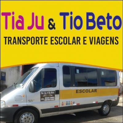 Tia Ju e Tio Beto Transportes e Viagens