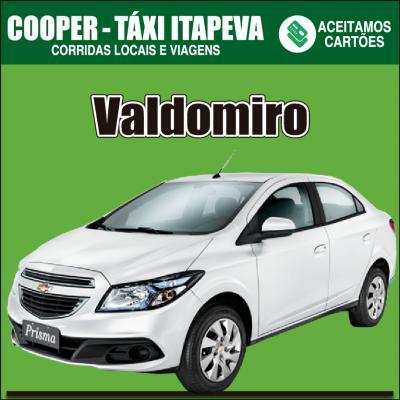Valdomiro Táxi